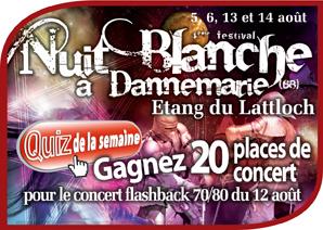 Festival Nuit Blanche à Dannemarie