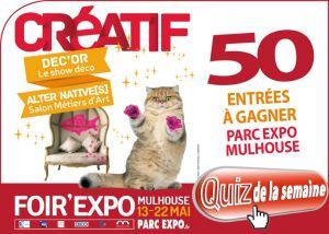 Foir\'Expo de Mulhouse 2016