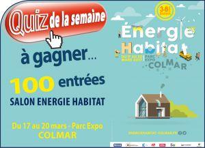 Salon Energie Habitat