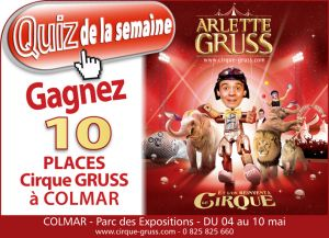 Cirque Arlette Gruss 2017