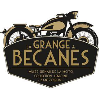 La Grange à bécanes - Musée rhénan de la Moto